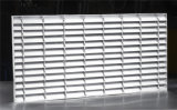 Plain, Close End, Hot-DIP Galvanized Steel Grating