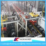Automatic Horizontal Brack Disc Foundry Casting Moulding Line
