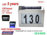 Fq 521-1 LED House Number Light Doorplate Lamp