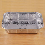 Foil Trays BBQ Aluminum Roasting Disposable Takeaway Container (AC15020)