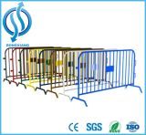 High Quality Galvanized Pedestrian Control Barriers