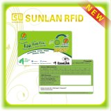 Hf and UHF RFID Contactless Composite Cards