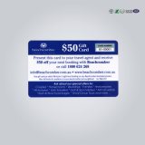 Visiting Card Transparent Business Card