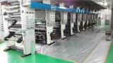 Second-Hand Arc System Computer Control High Speed Rotogravure Printing Machine