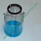 25L Plastic Transparent Milk Bucket with Scale