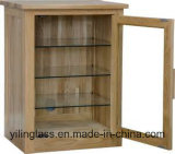 Tempere Shelf Galss for Furniture Cabinet