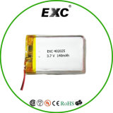 Lithium Polymer Battery Recharge for GPS