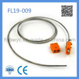 K Type Sheathed Thermocouple Temperature Sensor with Plug