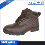 Rubber Sole Steel Toe Cap Bottom Executive Safety Shoes