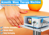 5 Bar High Energy Acoustic Wave Treatment Machine for Cellulite Reduce