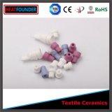 Textile A2o3 Alumina Ceramic Eyelets