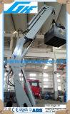 Foldable Boom Wave Cpmpensation Hydraulic Marine Jib Crane