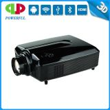 LED Projector 1280*800 Ceiling Light Projector for Business Use