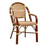 Durable Restaurant Outdoor Aluminum Arm Chair (SP-OC426)
