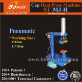 Boway Pneumatic Casquette Peaked Cap Hat Hot Heat Transfer Printing Machine