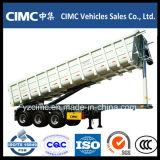 Cimc Best Price 3 Axle Tipping Dump Semi Trailer