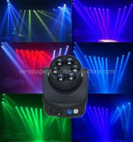 Mini 6X15W 4in1 Bee Eye LED Beam Moving Head Light