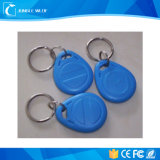 Cheap Free Samples Keyfob 125kHz RFID Keychain with T5577 Chip
