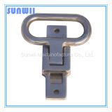 Aluminum Large Folding Step, Truck Folding Step (10)