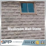 Grey Mushroom Wall Cladding Stone for Landscape Decoration