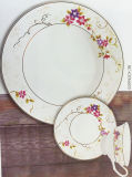 12CS Porcelain Dinner Set