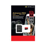 Micro SD Card 32GB for Sandis Extreme PRO with Adapter