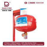2017 High Efficiency Temperature Control Hanging FM200 Fire Extinguisher