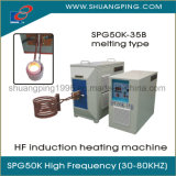 High Frequency Induction Melting Machine 35kw Spg50K-35b