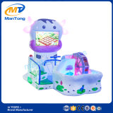 Amusement Park Mall Cartoon City Indoor Waterwheel Kids Coin Operated Game Machine Water Wheel