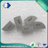 M20 Cemented Carbide GB Standard A416 Brazed Tips for Cuting Stainless Steel, Alloy Steel, and Railway Wheel Hubs
