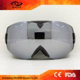 Manufacturer Wholesale Mirror UV400 Anti Fog Lens Desiner Ski Goggles