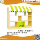 Wooden Children Cabinet for Preschool Toys Shelf