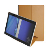 PU Leather Folding Folio Case for 10.1′′ Huawei Mediapad M3 Lite