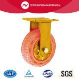 Fixed Plate Nylon Transparent Wheel