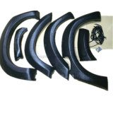 New Car Fender Kit 4X4 Isuzu Dmax ABS Fender Flares Wheel Trim for Dmax Isuzu 2014 2015