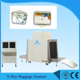 Typical 34mm Steel Penetration Airport X Ray Baggage Scanners / X Ray Detection Systems