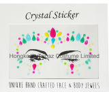 Hongkong Topaz Professional Skin Safe Party Eye Stickers Body Jewels Face Stickers (E17)