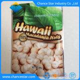Custom OEM Plastic Pearled Film Compound Food Bag