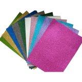 A4 Size Glitter EVA Foam, Glitter EVA Sheet