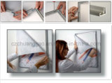 Tension Fabric System Aluminium Display Frame on Wall