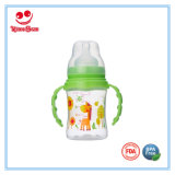 Breastfeeding Milk Bottles for Infant in Wide Mouth 5oz