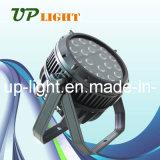 Waterproof 18PCS*10W RGBW LED PAR Stage Equipment
