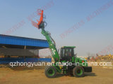Mini Compact Wheel Loader with Ce for Sale
