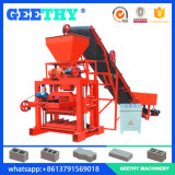 Qtj4-35b2 Small Concrete Blocks Machinery