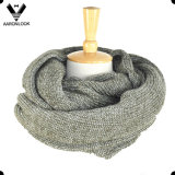 2017 Two Tone Knitted Winter Thick Loop Scarf
