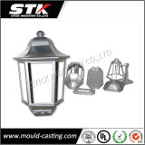 Decoration Lamp Cover by Aluminum Die Casting (STK-ADL0008)