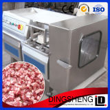 Factory Supplied Automatic Stainless Steel Frozen Meat Cube Cutter