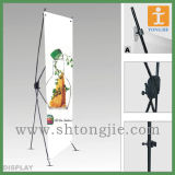 Aluminum Advertising X Banner Display (TJ-002)