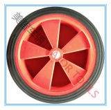 Factory Directly Sell 10X2 Solid Rubber Hand Trolley Wheel
