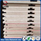 Slotted/ Grooved Board MDF Slatwall Linyi Factory